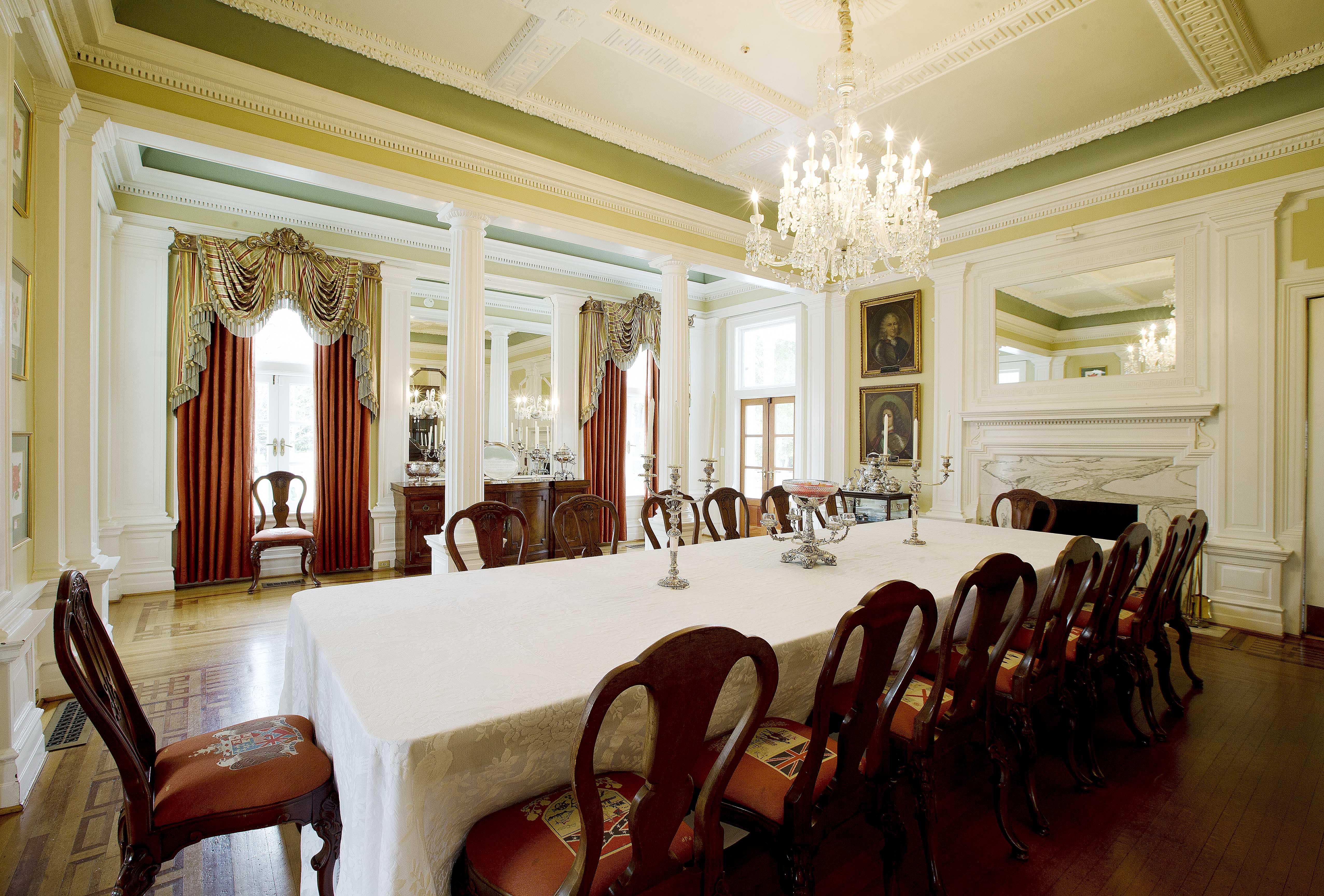 Governoru0027s Mansion · Mansion History · Mansion Public Rooms ...