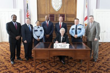 Governor Ivey Signs Bill Increasing Pay and Expanding Incentives for Corrections Employees